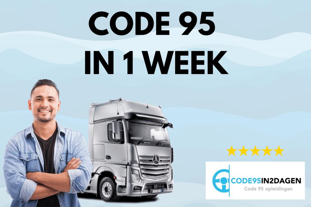 code 95 cursus