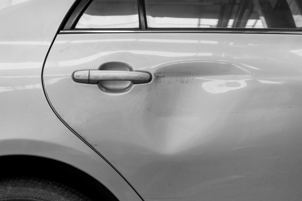deuk in auto herstellen